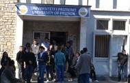 Universiteti i Prizrenit thotë se nuk është njoftuar zyrtarisht për mosakreditim nga KSHC-ja