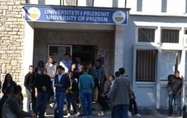 Universiteti i Prizrenit shpall konkursin plotësues