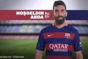 Zyrtare: Arda Turan lojtar i Barcelonës