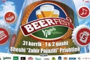 "Sonte nis ""BeerFest Kosova"""