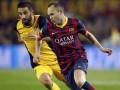 Mediat spanjolle: Inter tenton Iniestën