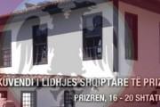 Kërkohet mbështetje për mbajtjen e Kuvendit të Lidhjes Shqiptare të Prizrenit