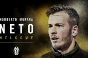 Juventus transferon portierin Neto