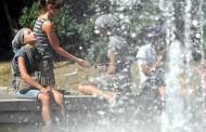 Franca sërish goditet nga i nxehti