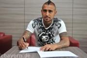 Zyrtare: Vidal në Bayern