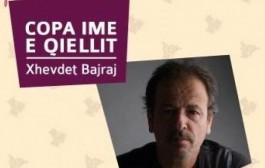 """Xhevdet Bajri promovon librin """"Copa ime e qiellit"""""""