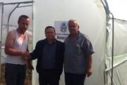 Drejtoria e Bujqësisë në Malishevë,  ndau edhe tri serra për bujqit