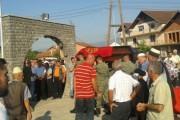 Lamtumira e fundit e veteranit të luftës, Bardhyl Gegajt nga Suhareka