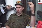"""Fjalimi i komandant """"Drinit"""" para ushtarëve të UÇK-së"""
