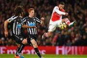 Arsenali u kthehet fitoreve, mposht Newcastlen