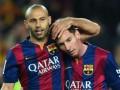 Mascherano: Urrej të jem Messi