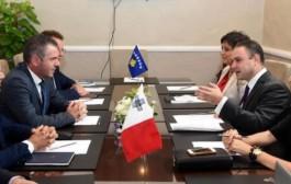 Shala i kërkon Maltës përkrahjen për UNESCO