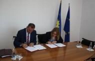 MTI dhe Komuna e Suharekës, marrëveshje bashkëfinancimi për zonat ekonomike