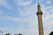 Minarja pa xhami në Çarshinë e Arastës së Prizrenit