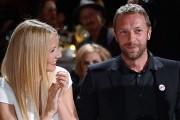 Gwyneth Paltrow e Chris Martin këngë së bashku