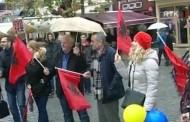 Prizreni feston kuq e zi (Video)