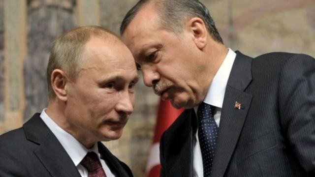 Nis takimi Erdogan-Putin