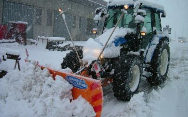 Në Kukës, trashësia e borës arrin në 30 cm