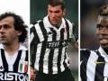 Pogba si Platini e Zidane