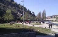 Policia kap dy persona me narkotikë e armë në Marash të Prizrenit