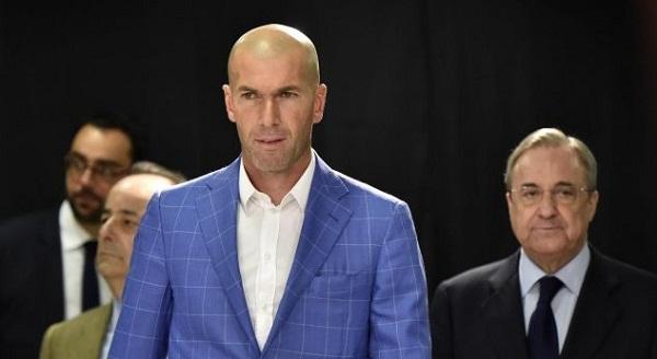Zidane reagon rreth shortit dhe kundërshtarit