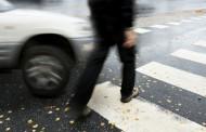 Shkelet me veturë këmbësori në Prizren