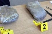 Në Prizren gjenden dy kavanoza të mbushura me marihuanë