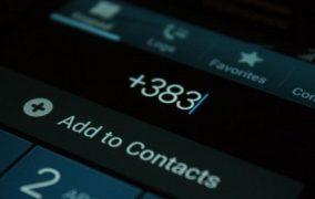 Kodi telefonik +383 funksionalizohet në qershor