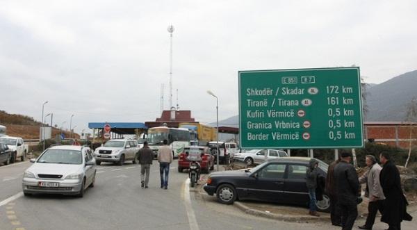 Dënohen policët kufitarë të Vërmicës