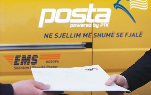 Grabitet posta në Malishevë