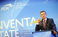 Veseli në Rahovec, fton bashkatdhetarët të investojnë kapitalin e dijen në Kosovë