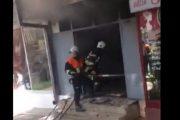 Përfshihet nga zjarri një banesë në Prizren