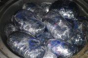 Kapen 5 kilogramë drogë në Vërmicë, tre të arrestuar