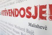 Vetëvendosje në Malishevë akuzon Begajn për fushatë të egër ndaj saj