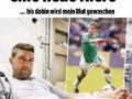 E dhimbshme, ylli i futbollit kroat po lufton me jetën