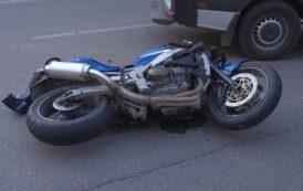 Vetëaksidentohet rëndë një motoçiklist në Suharekë