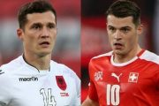Përballja e Zvicrës me Brazilin – Taulant Xhaka këshillon vëllaun Granitin para ndeshjes