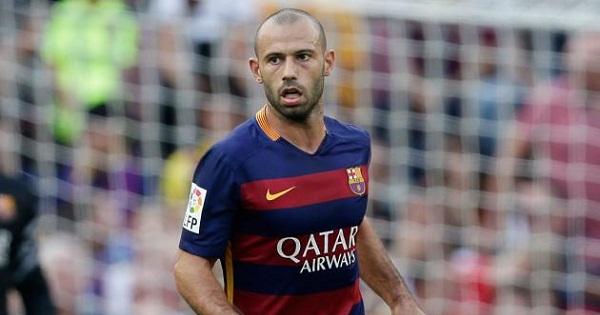 Mascherano i jep ultimatum Barcelonës