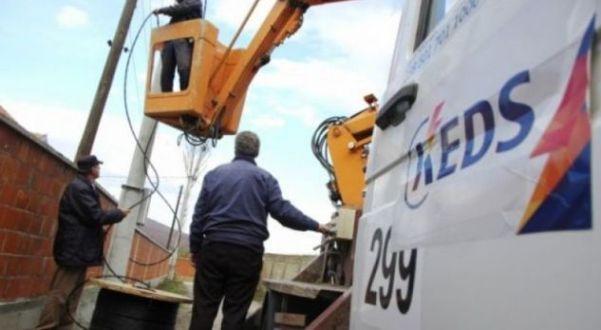 KEDS njofton për ndëprerje emergjente të energjisë në disa fshatra të Suharekës