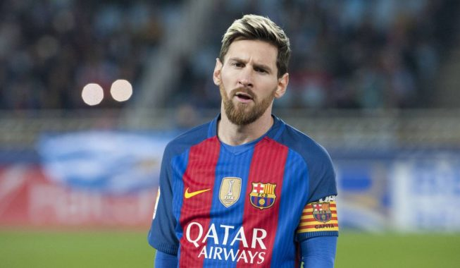Messi 400 ndeshje në La Liga dhe 365 gola