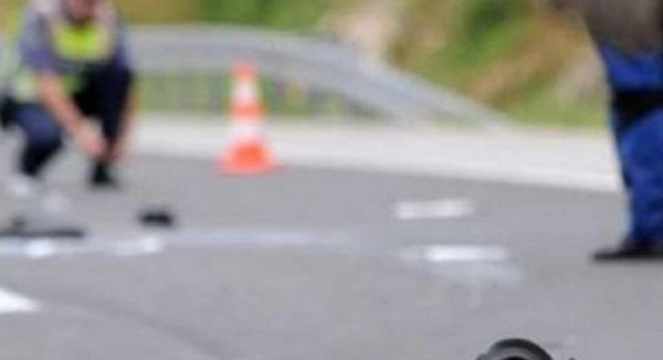 Aksident në Rahovec, dy të lënduar