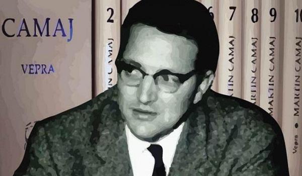 Dita e sotme shënon 94-vjetorin e lindjes së shkrimtarit Martin Camaj