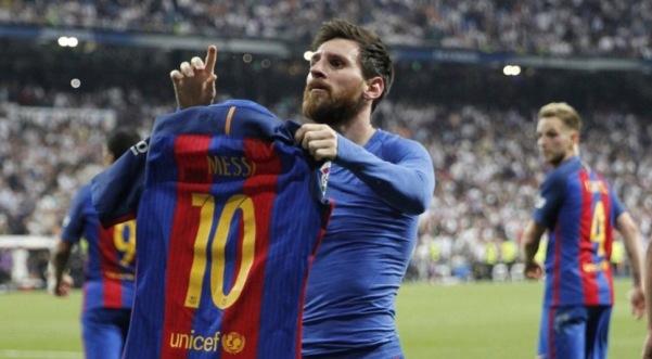 Gara për Këpucën e Artë, Messi kryeson listën