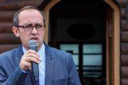 """Avdullah Hoti në Gjonaj të Hasit: Hasi do të mbetet """"bastion"""" i LDK-së"""