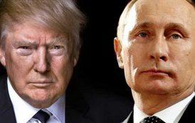 Trump uron Putinin