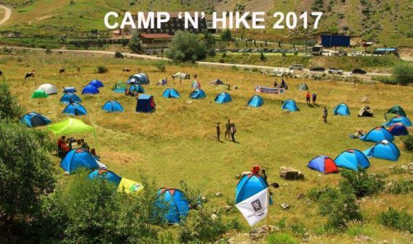 Në fundjavë edicioni i katërt i 'Camp 'n' Hike' në Sharr