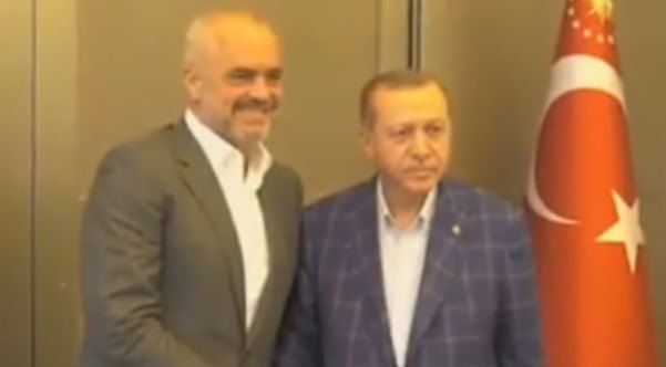"""Zbulohen """"kokat"""" që Erdogan i kërkoi Ramës"""