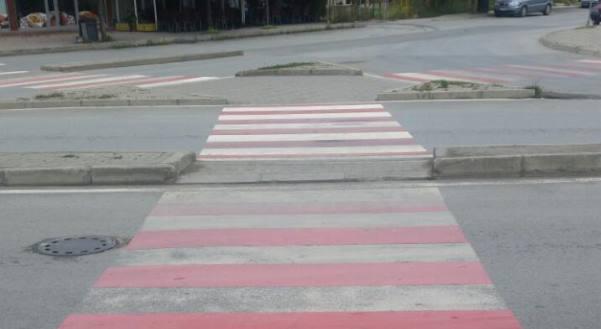 Vazhdon shenjëzimi i rrugëve të Malishevës