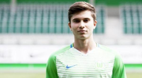Zyrtare: Talenti shqiptar nga Prizreni promovohet në ekipin e parë të Wolfsburgut (Foto)
