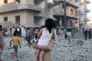 """Java e """"ferrit"""" sirian – mbi 500 civilë të vrarë, mes tyre mbi 120 fëmijë"""